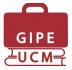 Logotipo de GIPE UCM, pulse para acceder a la página principal
